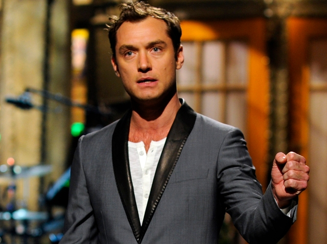 031310 Jude Law SNL Monologue