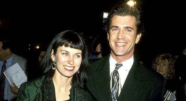 041309 Mel Gibson Robyn Moore Breakups