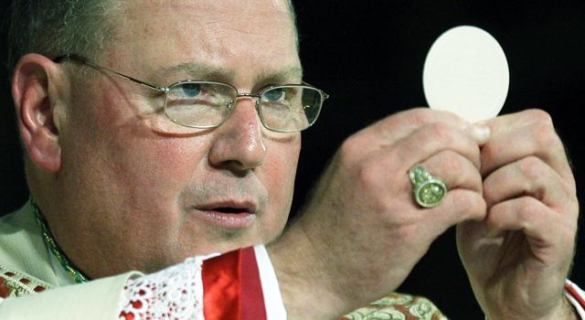 041409 Dolan Installation Eucharist