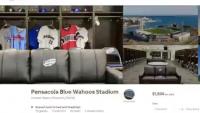 Florida Baseball Team Lists Stadium on AirBnB for $1500