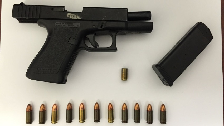09-26-15 67 Pct Defaced Glock 19 (loaded)