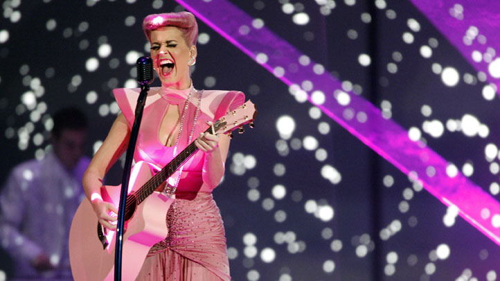 2011 American Music Awards Show Katy Perry
