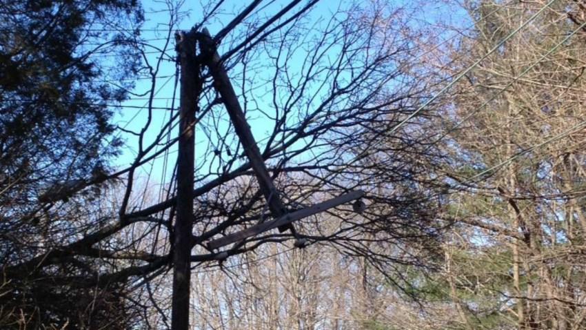 4415 Norwalk Pole Snapped edited