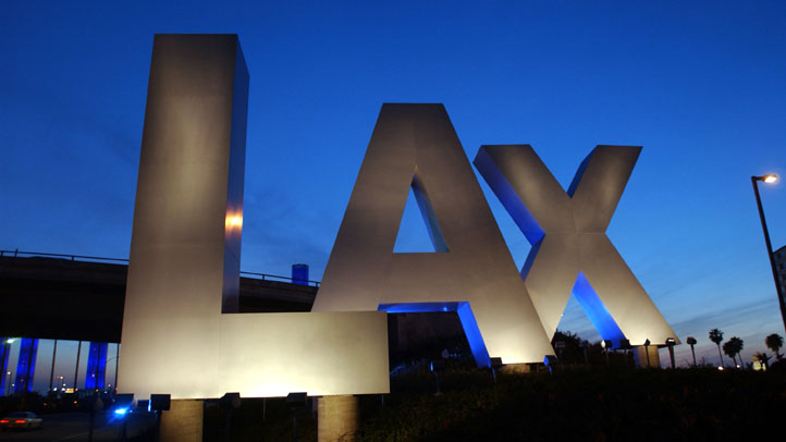 Los Angeles International Airport generic LAX generic exterior 2