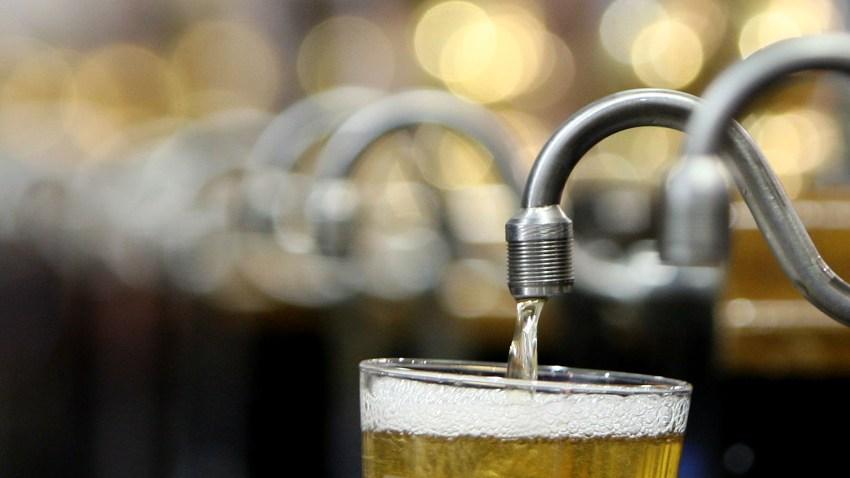 101008 Generic Beer Bar Glass
