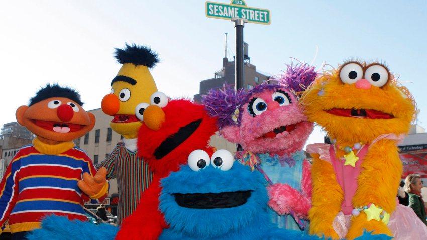 Sesame Street Live 30th Anniversary