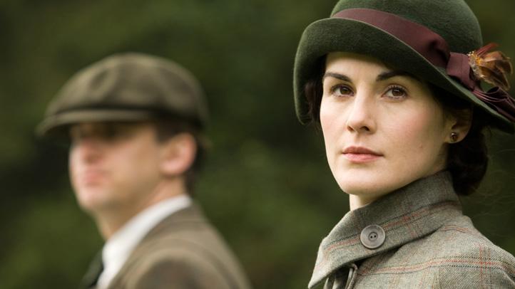 ACTRESS-Michelle Dockery- Downton Abbey