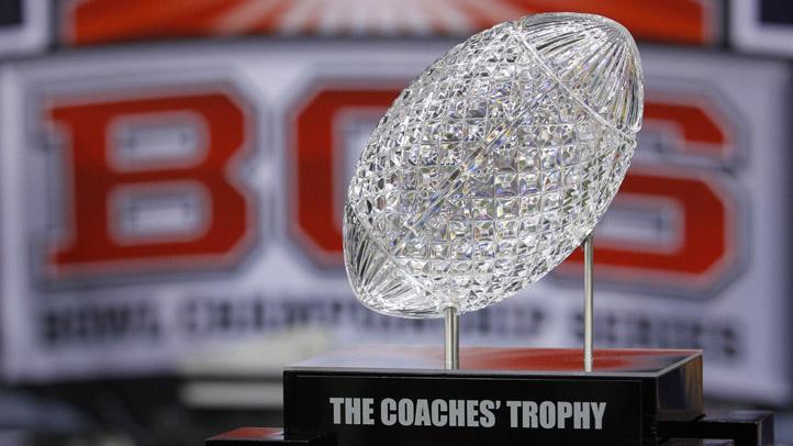 Alabama Trophy Football