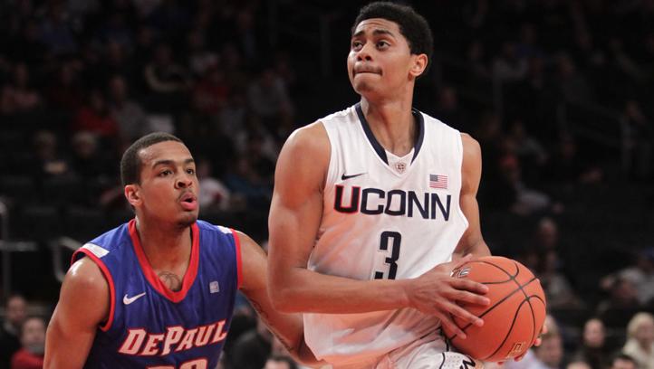 BEast DePaul UConn Basketball