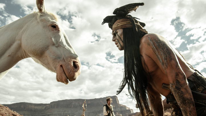 First Look Lone Ranger