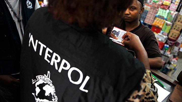 EU Interpol Counterfeits