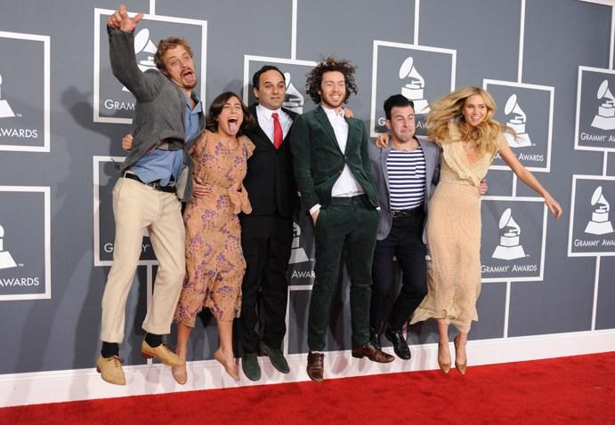 2013 Grammy Awards Arrivals