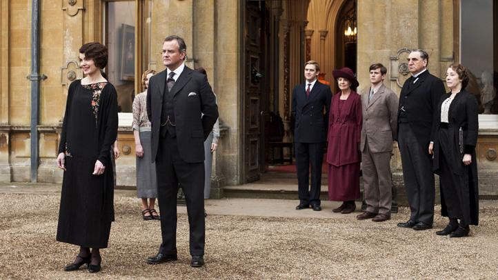 TV-Downton Abbey