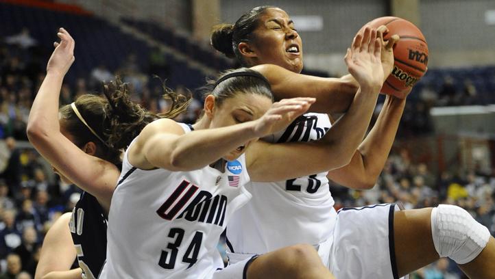 NCAA Idaho UConn Basketball