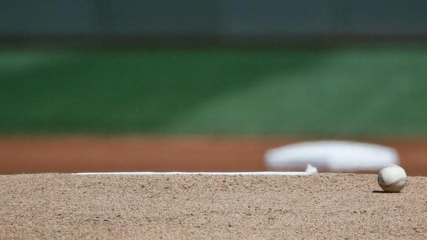 Mariners Rangers Spring Baseball