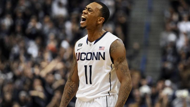 Syracuse UConn Basketball