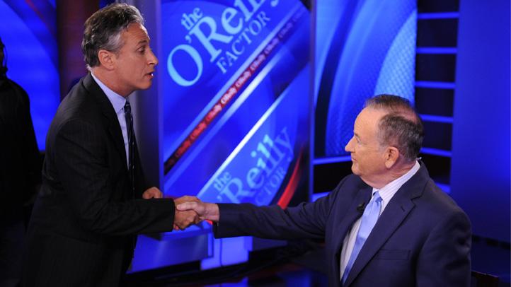 O'Reilly Stewart Debate