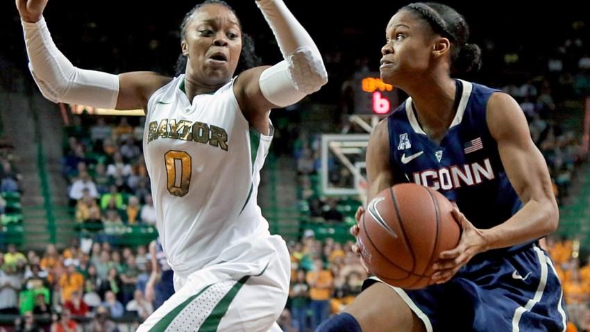 UConn Baylor Basketball