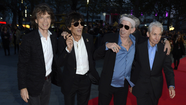 London Film Festival - The Rolling Stones - Crossfire Hurricane
