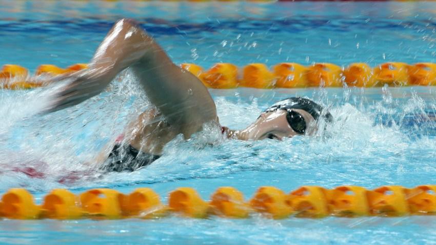 Australia Pan Pacs Swimming