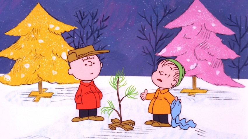 TV Masters Charles Schulz