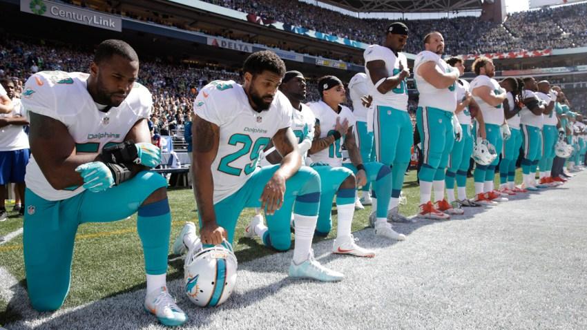Dolphins Seahawks Football