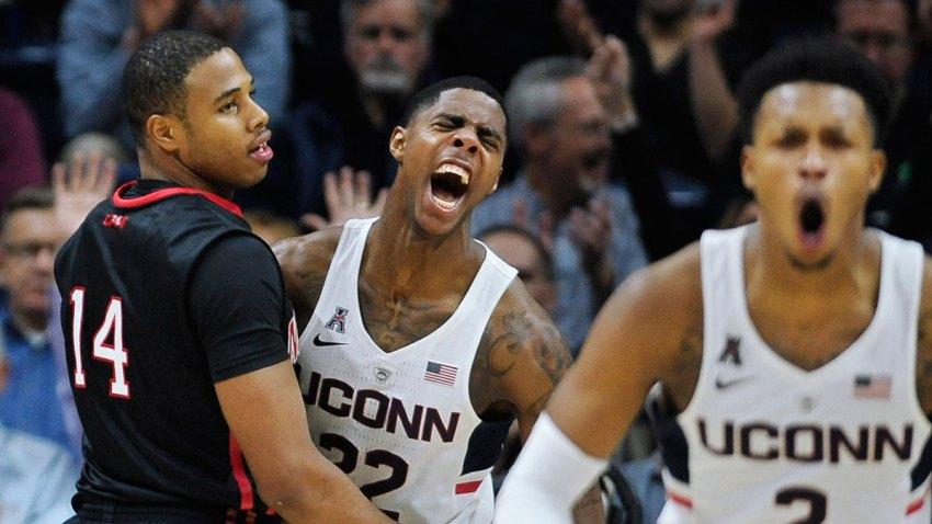 Northeastern UConn Basketball