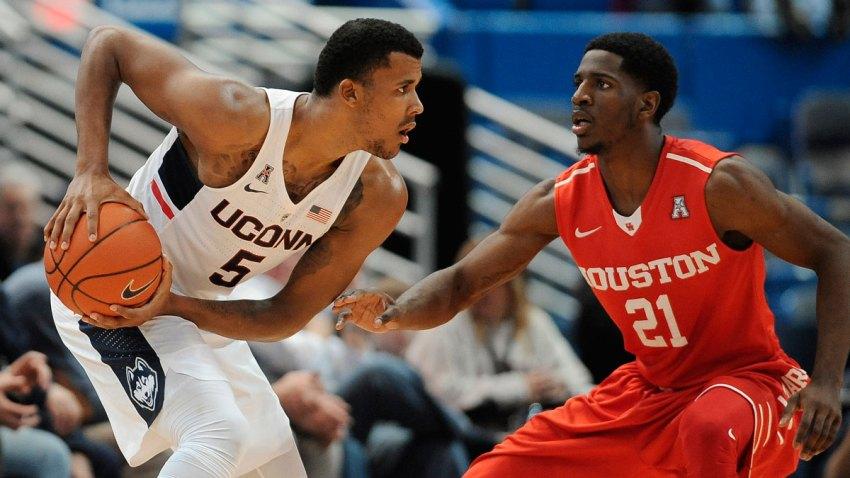 Houston UConn Basketball
