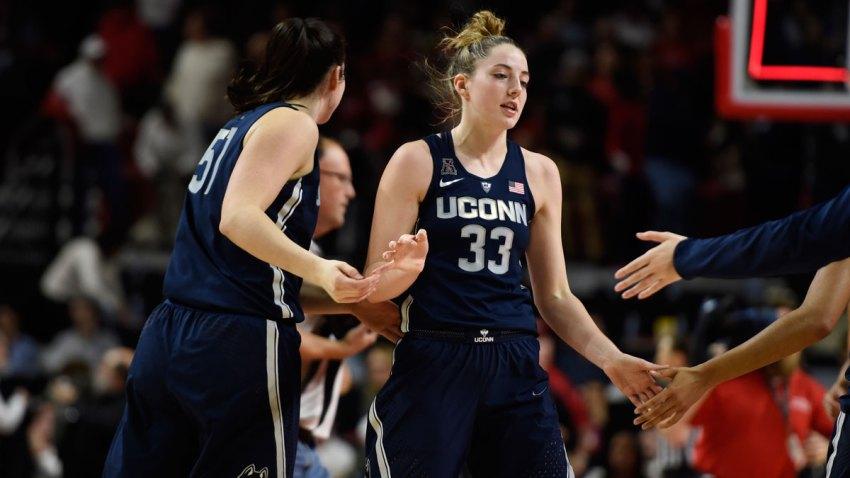 UConn Maryland Basketball