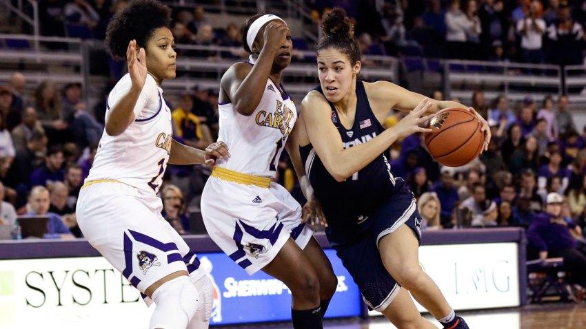 UConn East Carolina Basketball