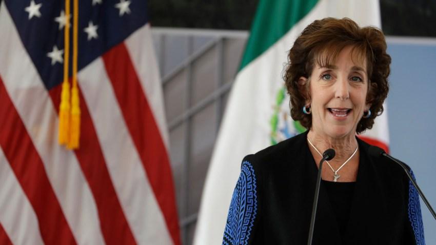Mexico US Embassy