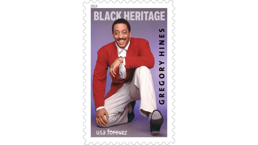 Gregory Hines Stamp
