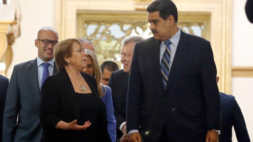 Venezuela Bachelet