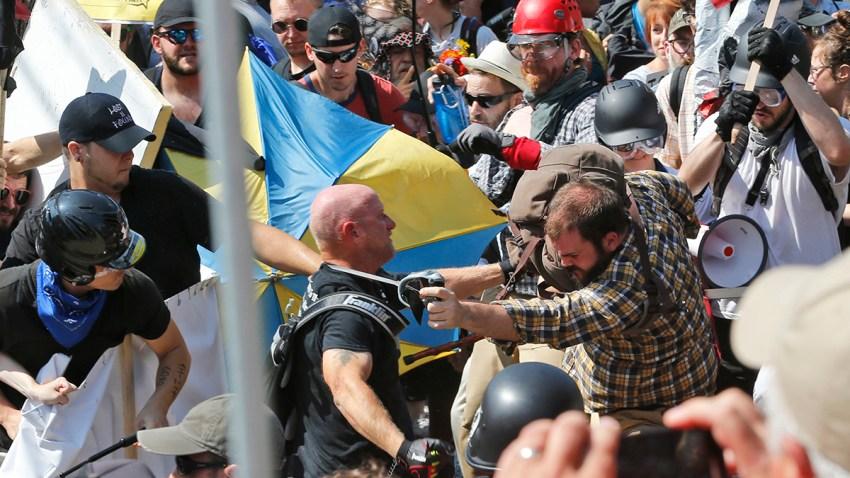 White Supremacists Arrest