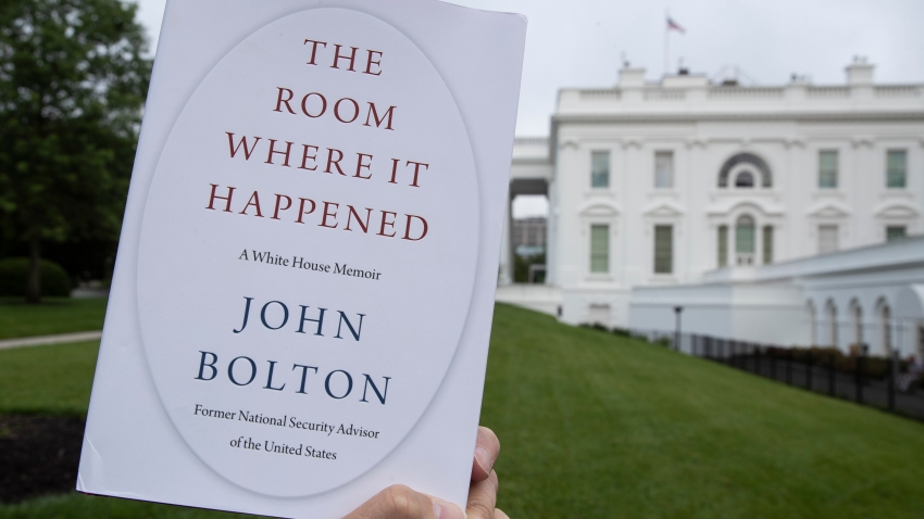 """A copy of """"The Room Where It Happened"""""""