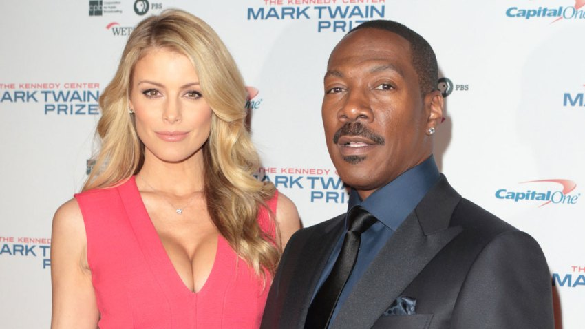 18th Annual Mark Twain Prize To Eddie Murphy