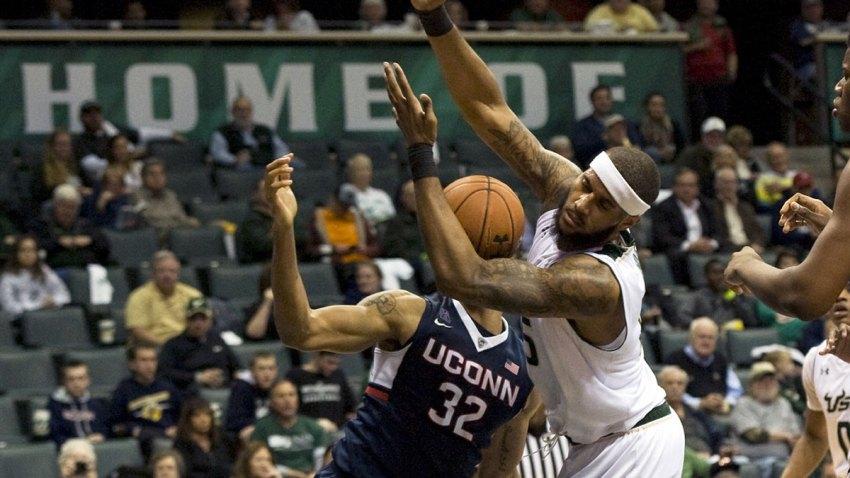 UConn South Florida Basketball