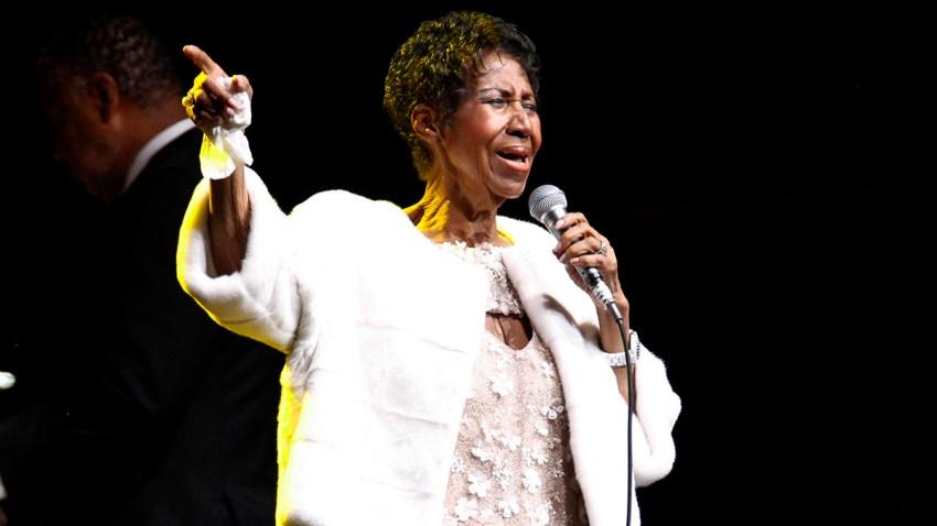 Pulitzer Prize-Aretha Franklin