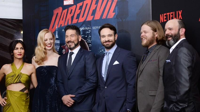 "NY Premiere of Netflix's ""Daredevil"" Season 2"