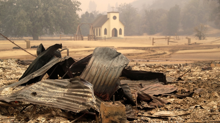 Wildfire Public Spaces - Paramount Ranch