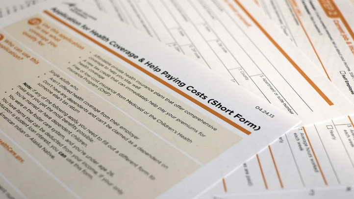 Health Overhaul Applying for Benefits