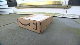 Amazon Box 073119