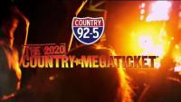 An Amazing Deal: The Country Megaticket