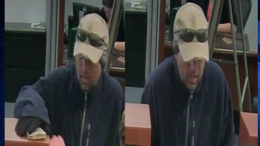 Bank Robbery at TD Bank in Simsbury