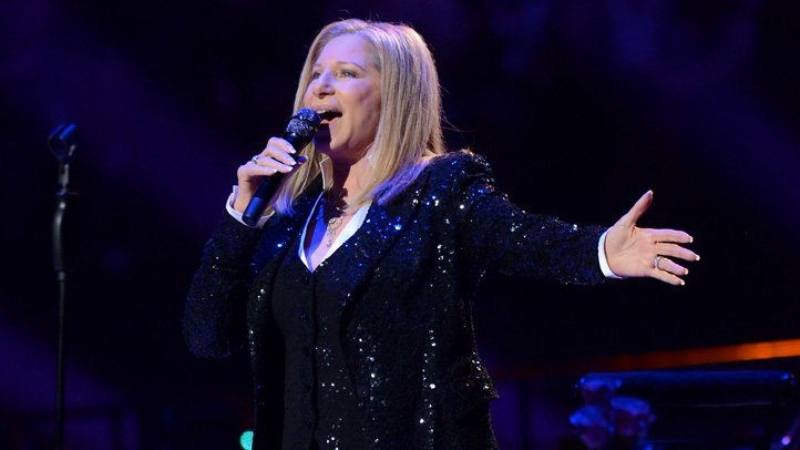 Barbra Streisand Concert Brooklyn