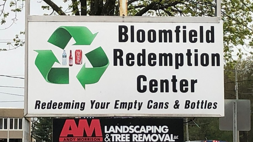 Bloomfield redemption center