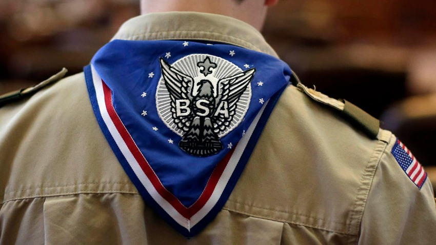 Boy Scouts Perry