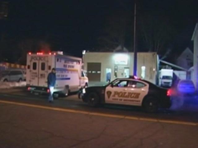Bport Officer Injured