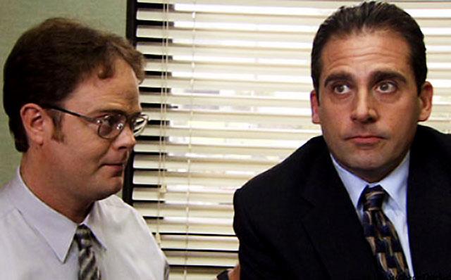 Bromances Dwight Michael The Office
