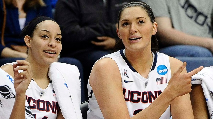 NCAA Saint Josephs UConn Basketball